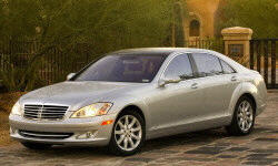 2008 Mercedes-Benz S-Class Transmission and Drivetrain Problems