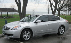 2009 Nissan Altima Repair Histories: photograph by