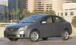 2008 Nissan Sentra Repair Histories