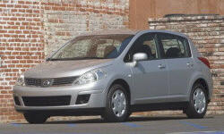 2009 Nissan Versa Repair Histories