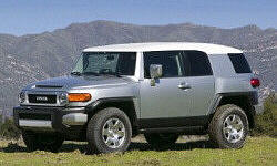 2009 Toyota FJ Cruiser Repair Histories
