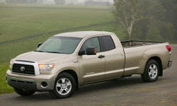 2007 - 2013 Toyota Tundra Reliability by Generation