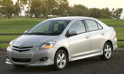 2007 Toyota Yaris Repair Histories