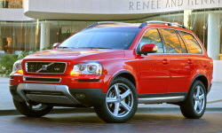 2007 Volvo XC90 Repair Histories