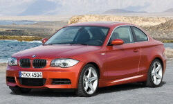 2012 - 2013 BMW 1-Series Reliability by Generation
