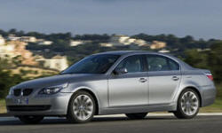 2008 BMW 5-Series Repair Histories