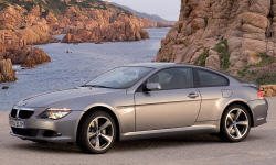 Coupe Models at TrueDelta: 2010 BMW 6-Series exterior