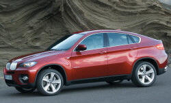 BMW Models at TrueDelta: 2012 BMW X6 exterior