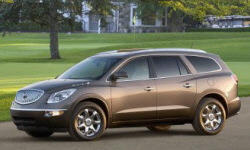 2008 Buick Enclave suspension Problems
