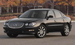 Buick Models at TrueDelta: 2009 Buick LaCrosse exterior