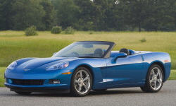 2005 - 2013 Chevrolet Corvette Reliability by Generation