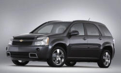 SUV Models at TrueDelta: 2009 Chevrolet Equinox exterior
