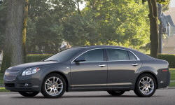 2008 - 2012 Chevrolet Malibu Reliability by Generation