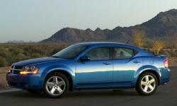 Dodge Models at TrueDelta: 2010 Dodge Avenger exterior