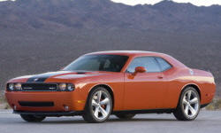 Coupe Models at TrueDelta: 2010 Dodge Challenger exterior