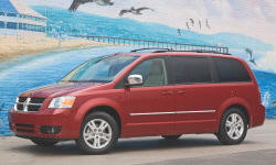 2008 Dodge Grand Caravan Brakes and Traction Control Problems