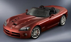 Coupe Models at TrueDelta: 2009 Dodge Viper exterior