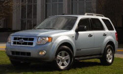 2011 Ford Escape Transmission and Drivetrain Problems