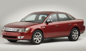 2008 - 2009 Ford Taurus Reliability by Generation