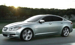 Jaguar Models at TrueDelta: 2012 Jaguar XF exterior