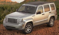 Jeep Models at TrueDelta: 2010 Jeep Liberty exterior