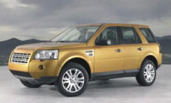 SUV Models at TrueDelta: 2012 Land Rover LR2 exterior