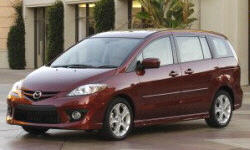 2006 - 2010 Mazda Mazda5 Reliability by Generation