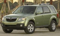 2008 - 2009 Mazda Tribute Reliability by Generation