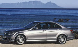 2008 - 2011 Mercedes-Benz C-Class Reliability by Generation
