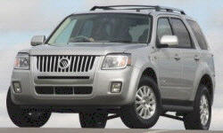 2008 - 2011 Mercury Mariner Reliability by Generation