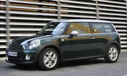 Wagon Models at TrueDelta: 2014 Mini Clubman exterior