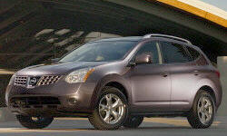 2009 Nissan Rogue transmission Problems