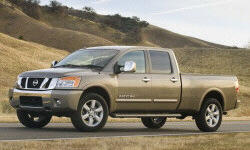 Dodge Ram 1500 vs. Nissan Titan MPG