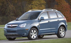 SUV Models at TrueDelta: 2010 Saturn VUE exterior