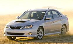 2009 Subaru Impreza / Outback Sport Transmission Problems