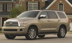 Ford Expedition vs. Toyota Sequoia MPG