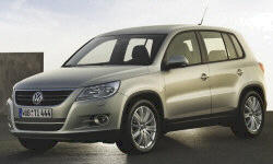 2009 - 2011 Volkswagen Tiguan Reliability by Generation