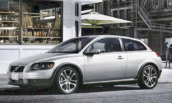 Hatch Models at TrueDelta: 2009 Volvo C30 exterior