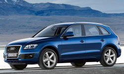 2009 - 2012 Audi Q5 Reliability by Generation