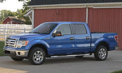 2009 - 2010 Ford F-150 Reliability by Generation