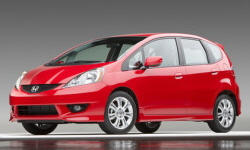 Hatch Models at TrueDelta: 2011 Honda Fit exterior
