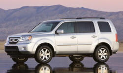 2009 - 2011 Honda Pilot Reliability by Generation