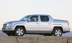 Honda Ridgeline brake Problems