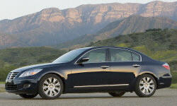2009 Hyundai Genesis Repair Histories
