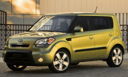 2012 Kia Soul Paint, Rust, Leaks, Rattles, and Trim Problems