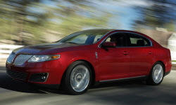 Lincoln MKS Gas Mileage (MPG):