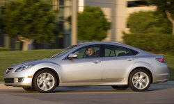 2009 Mazda Mazda6 Repair Histories