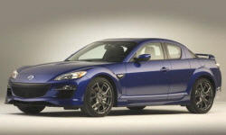Coupe Models at TrueDelta: 2011 Mazda RX-8 exterior