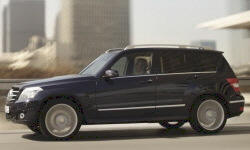 Mercedes-Benz GLK Reviews: Why (Not) This Car? at TrueDelta