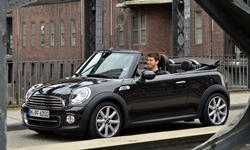Convertible Models at TrueDelta: 2015 Mini Convertible exterior